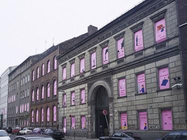 原高史『Projekt Auguststrasse』 2004年 ドイツ・ベルリン