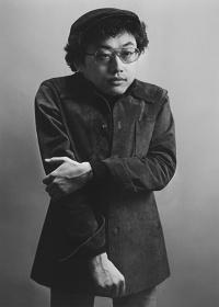 牛腸茂雄 30歳の誕生日に 1976年 撮影:三浦和人