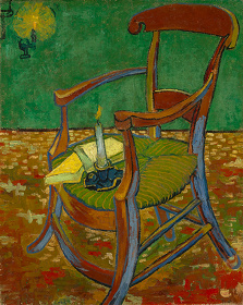 フィンセント・ファン・ゴッホ『ゴーギャンの椅子』1888年11月、ファン・ゴッホ美術館(フィンセント・ファン・ゴッホ財団) ©Van Gogh Museum, Amsterdam(Vincent van Gogh Foundation)