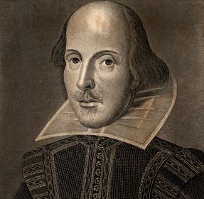 『シェイクスピアの16枚の肖像画』から