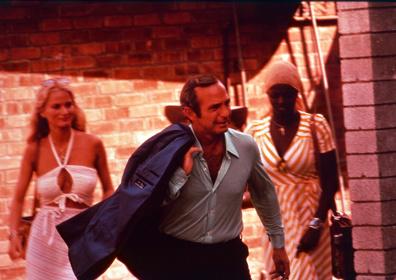 『チャイニーズ・ブッキーを殺した男』 © 1976 Faces Distribution Corporation.