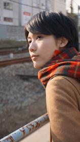 大池容子 撮影:西泰宏