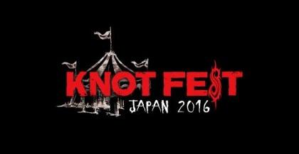 『KNOTFEST JAPAN 2016』メインビジュアル