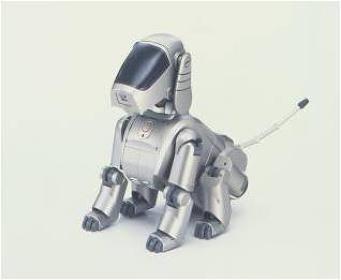 初代AIBO『ERS-110』(1999年)