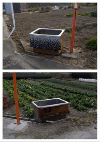 牧ヒデアキ『浴槽というモノリス』 ©HIDEAKI MAKI