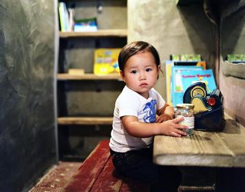 Takashi Homma『Tokyo and My Daughter 1』2001 ©Takashi Homma courtesy of TARO NASU