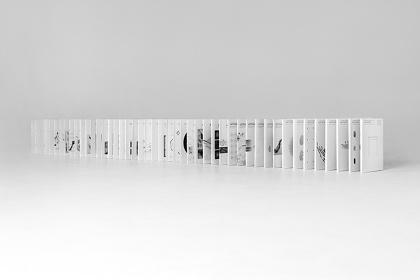 武蔵野美術大学基礎デザイン学科「卒業制作・論文表題集」ビジュアル