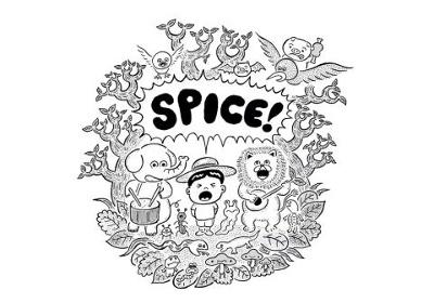 『SPICE!』メインビジュアル