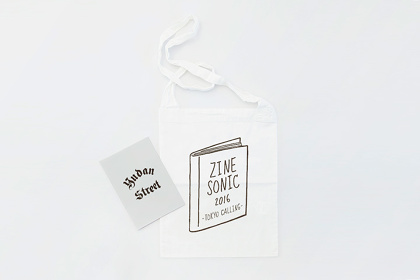 『ZINE SONIC 2016 - TOKYO CALLING -』オリジナルサコッシュ