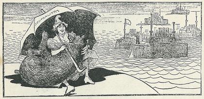 『中立問題』 1905年