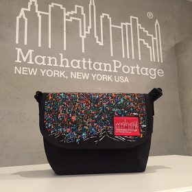 『ManhattanPortage(NY)×Riichirou Shinozaki』コラボデザイン 2015年