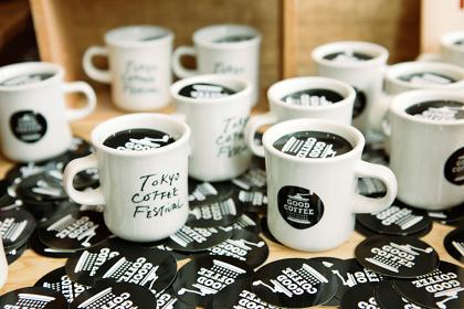 『TOKYO COFFEE FESTIVAL 2016 winter』イメージビジュアル