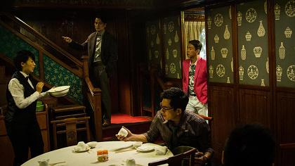 『大樹は風を招く』(監督:フランク・ホイ、ジェヴォンズ・アウ、ヴィッキー・ウォン) ©2016 Media Asia Film International Limited All Rights Reserved