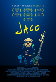 『JACO』ビジュアル ©2015 SLANG EAST/WEST LLC. ALL RIGHTS RESERVED.