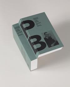 Peter Behrens, Zeitloses und Zeitbewegtes, Dölling und Galitz Verlag, Hamburg/ München 発行 Bernd Kuchenbeiser + Christian Lange デザイン 『ドイツの最も美しい本 2016』 入賞