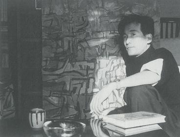 山田正亮ポートレート 1956年