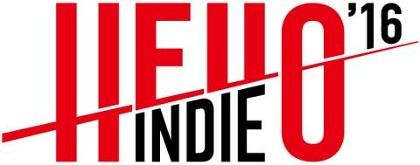 『HELLO INDIE 2016』ロゴ