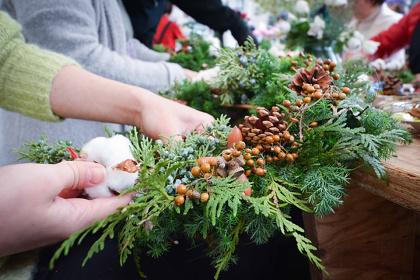 『Aoyama Christmas Market 2016』イメージビジュアル