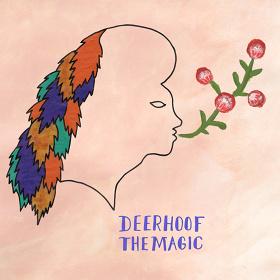 DEERHOOF『The Magic』ジャケット