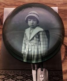 """ahoaho『Found Photo """"kodomo""""』イメージビジュアル"""
