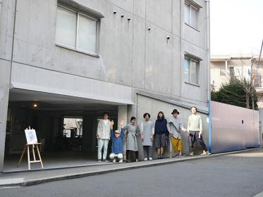 左から藤原浩一、トチアキタイヨウ、松村翔子、大北栄人、土屋アソビ、スミマサノリ、森翔太