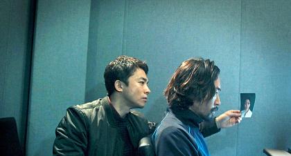 『THE NET 網に囚われた男』ポスタービジュアル ©2016 KIM Ki-duk Film. All Rights Reserved.