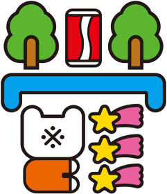 『ロゴゴ展』イメージビジュアル