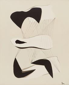 Kansuke Yamamoto『Gentle Recurrence』 1949 Gelatin silver print 29.6 x 24.2 cm ©Toshio Yamamoto, the Estate of Kansuke Yamamoto / Courtesy of Taka Ishii Gallery Photography / Film