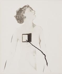 Kansuke Yamamoto『Heart in Motion - Shadow of Happiness』 1950 Gelatin silver print 30.3 x 25.2 cm ©Toshio Yamamoto, the Estate of Kansuke Yamamoto / Courtesy of Taka Ishii Gallery Photography / Film