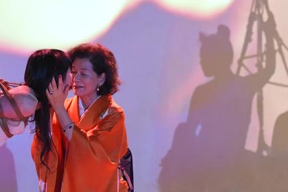 「ロマンポルノの女王」こと白川和子 『牝猫たち』より ©2016 日活