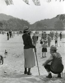 修法ヶ原 1935-38年頃 写真提供:神戸市文書館