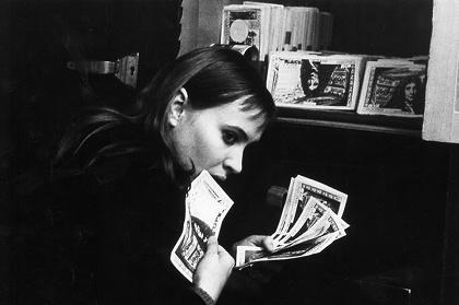 『はなればなれに』 ©1964 Gaumont - Orsay Films