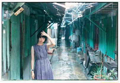 川島小鳥写真集『明星』より ©Kotori Kawashima