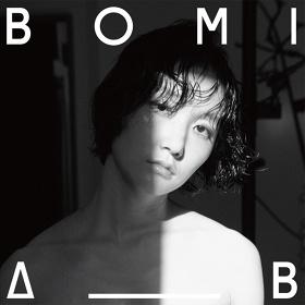 BOMI『A_B』ジャケット