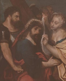 ペーテル・パウル・ルーベンス『十字架への道』 ヨハネ・パウロ2世美術館 ©Museum John Paul II Collection
