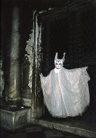 奈良原一高『サン・マルコ寺院の夜〈ヴェネツィアの光〉より』1987年 作家蔵 ©Ikko Narahara