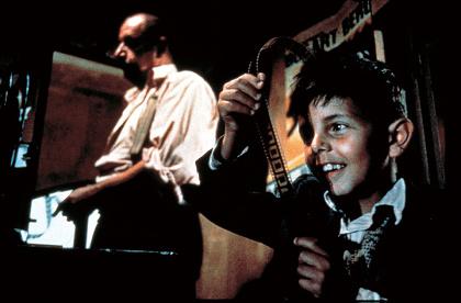 『ニュー・シネマ・パラダイス』©1989 CristaldiFilm