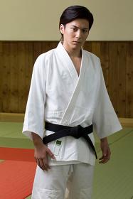 『柔道少年』に出演する宮崎秋人