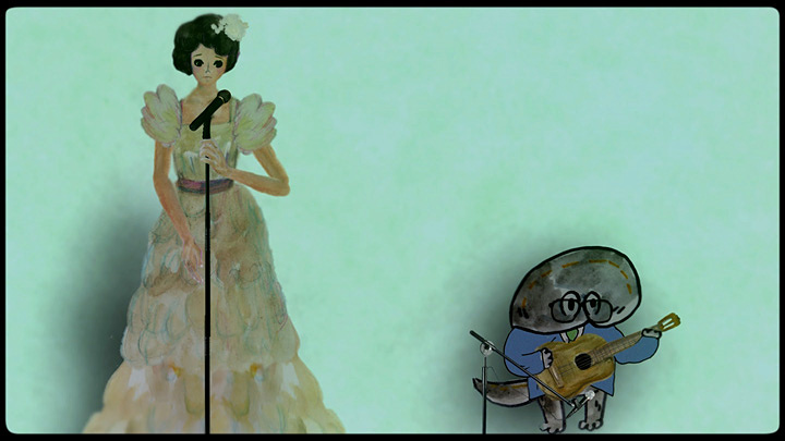 ひらのりょう『ホリデイ』(2011/カラー/14分16秒)