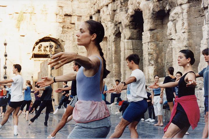 『BALLETアメリカン・バレエ・シアターの世界』