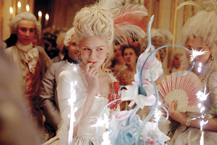 『マリー・アントワネット(2006)』©2005 I Want Candy LLC.