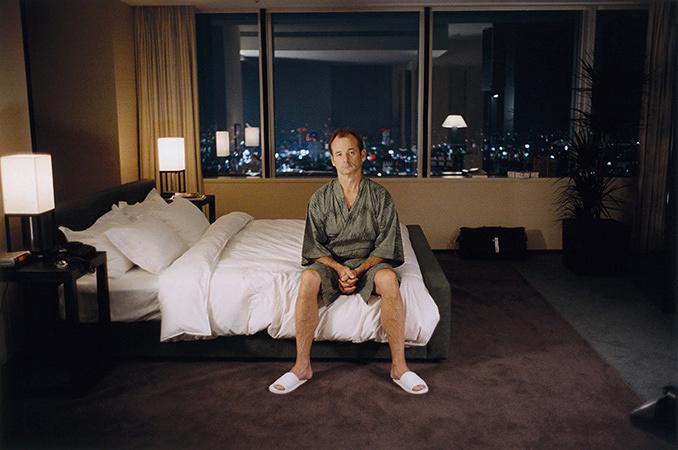 『ロスト・イン・トランスレーション』©2003, Focus Features all rights reserved