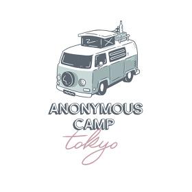 『Anonymous Camp Tokyo Vol.0』キービジュアル