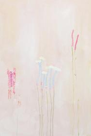 Anniversary 02, 2017 - 160 x 100 cm - oil painting by Johanna Tagada