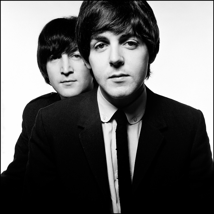 John and Paul ©David Bailey