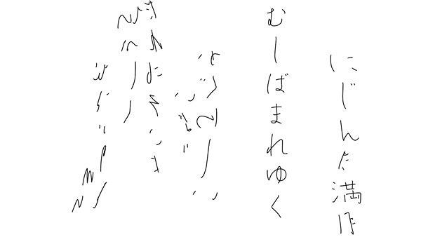 藤田すずか+宇野由希子『夜は』