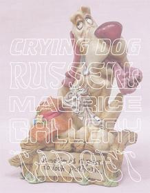 ラッセル・モーリス『Crying Dog』フライヤービジュアル