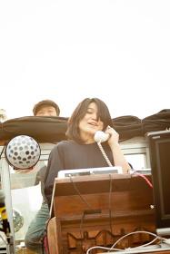 さや(テニスコーツ) photo:成田舞
