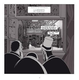 マルク=アントワーヌ・マチュー『レヴォリュ美術館の地下 -ある専門家の日記より-』©Futuropolis / Musée du Louvre éditions 2006