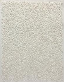 クォン・ヨンウ『Untitled』1982年 Korean paper 157×122cm Courtesy of the artist and Blum & Poe, Los Angeles/New York/Tokyo